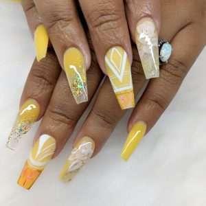 3d nail design 3
