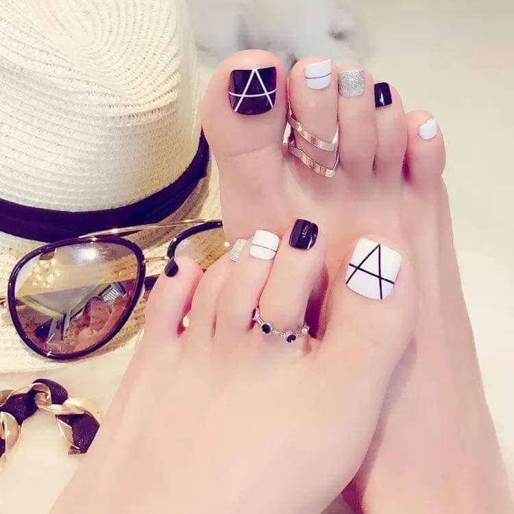 manicure pedicure spa services